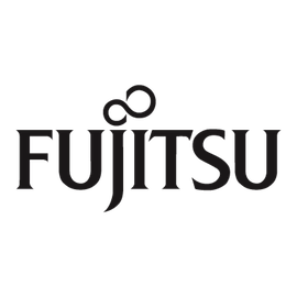 Логотип Fujitsu