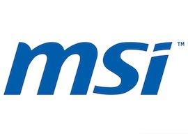Логотип MSI