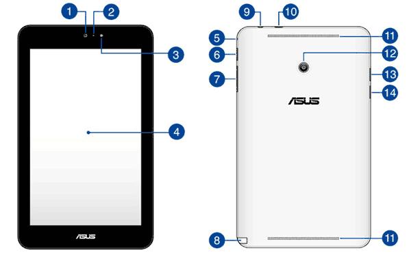 инструкция к планшету асус - фото 9