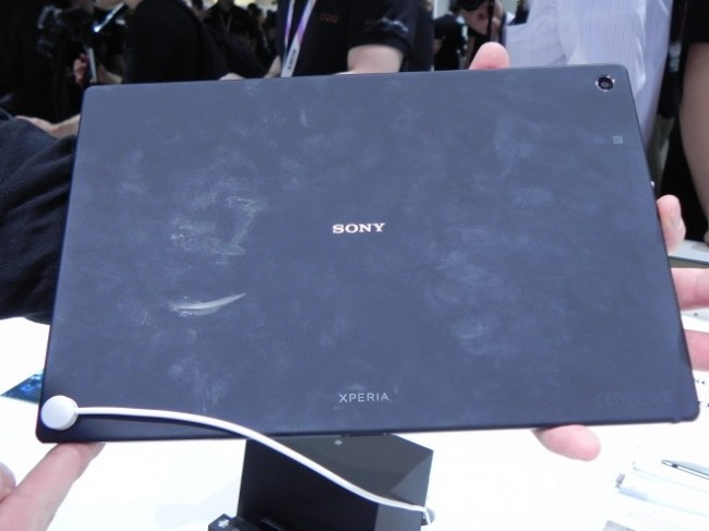 Sony Xperia Z2 лицевая панель