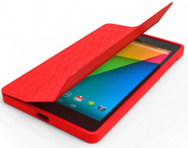 Официальный чехол для Nexus 7