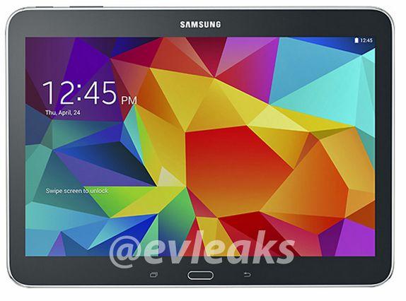черный Samsung Galaxy Tab 4 10.1