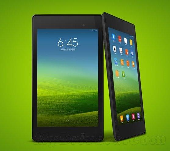 Xiaomi MiPad могут представить уже в мае