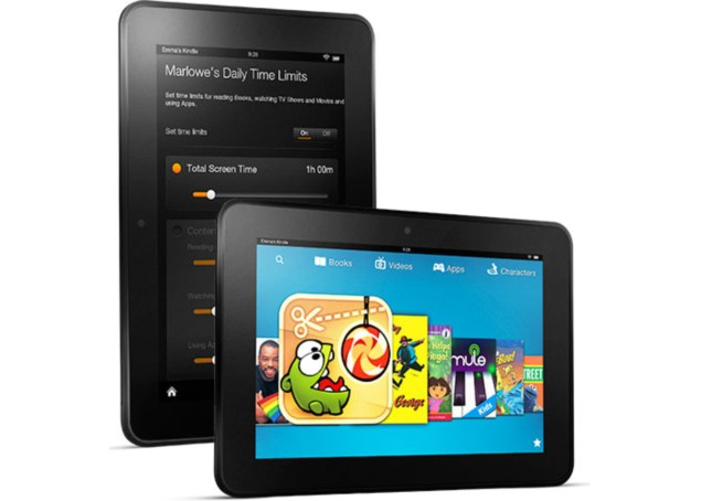 Amazon Kindle Fire HD 2012
