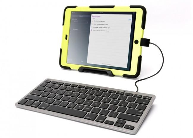 проводная клавиатура для iPad  от Griffin