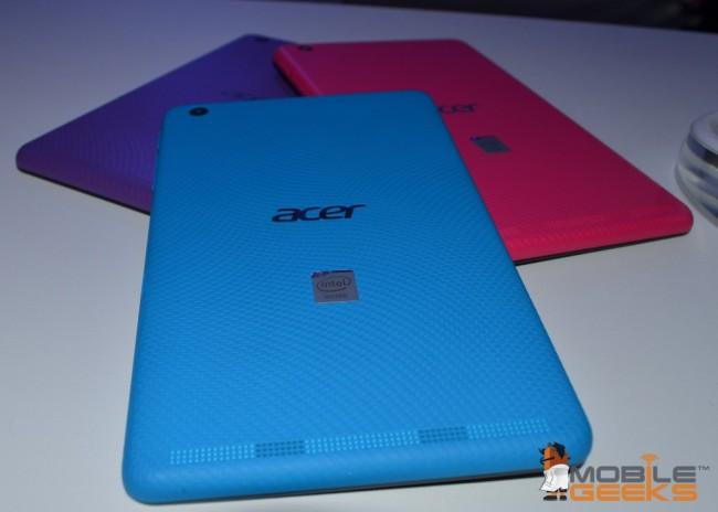 Acer Iconia One B1-730 тыльная панель