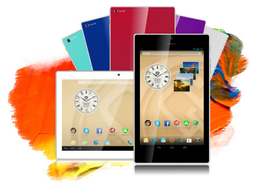 Prestigio MultiPad Color