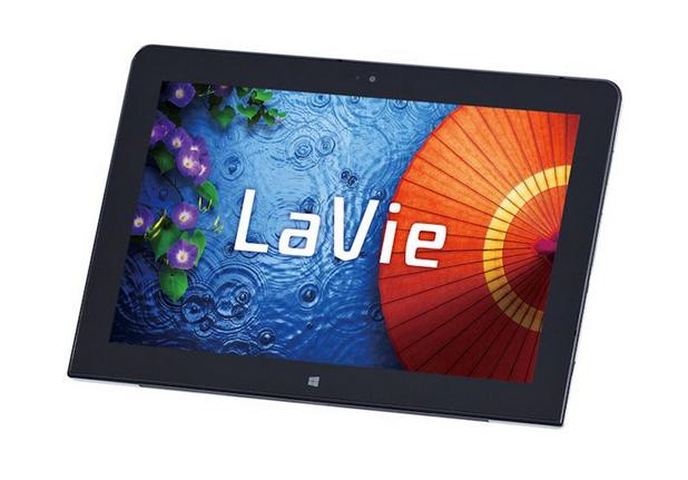NEC LaVie Tab W