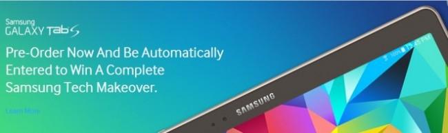 Samsung Galaxy Tab S 8.4 и Tab S 10.5 доступны для предзаказа