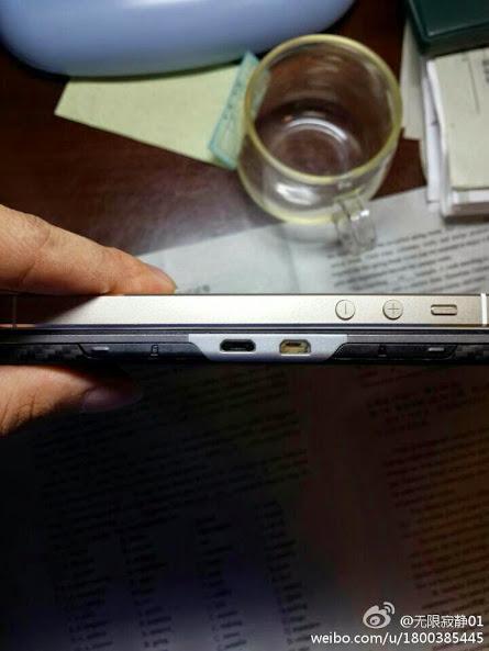 Motorola Xoom 3 в профиль