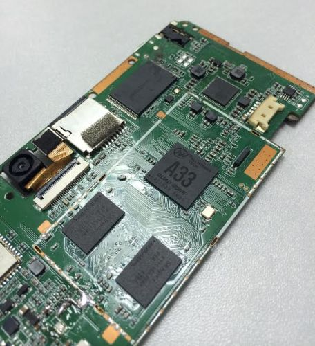 Allwinner A33 CPU