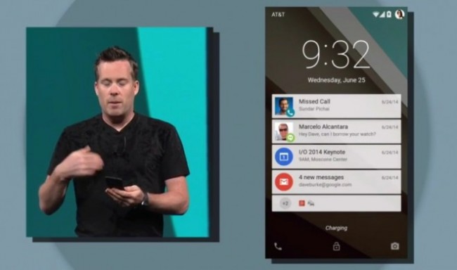Android L-release
