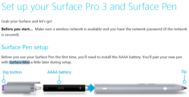 Surface 3 User Guide