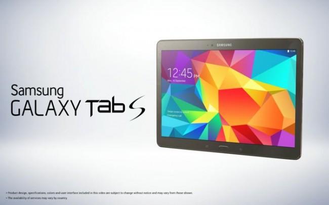 Samsung Galaxy Tab S 10,5