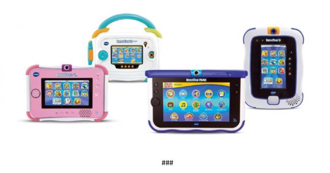 Представила трио детских планшетов