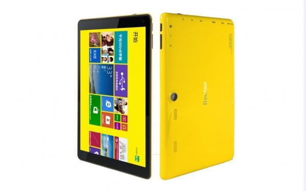 Livefan F8C   недорогой яркий планшет на Windows 8.1