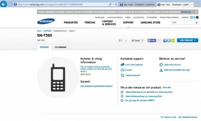 Samsung SM-T36x