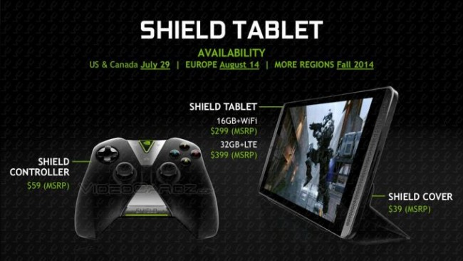 Nvidia Shield Ad