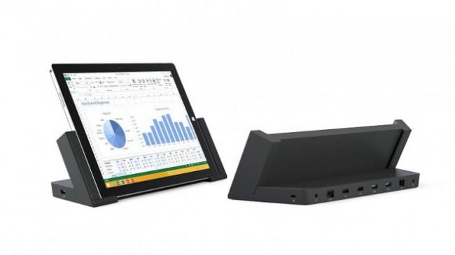 док-станция для Microsoft Surface Pro 3