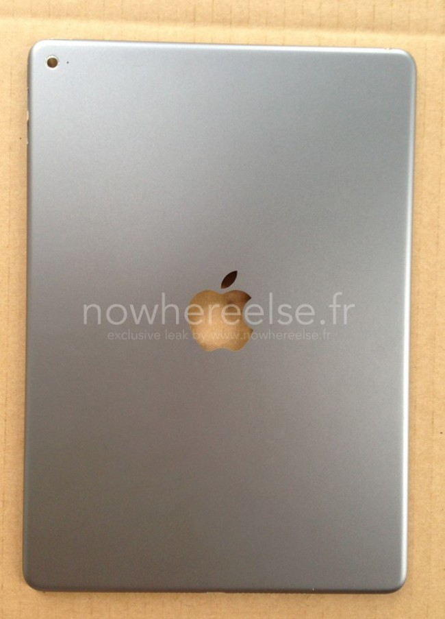 Фото задней панели Apple iPad Air 2