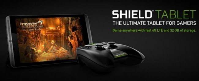 Nvidia SHIELD Tablet 32 GB LTE