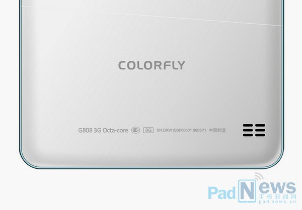 Colorfly G808 octa-core