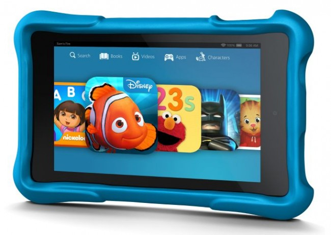 Amazon Fire HD Kids