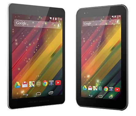 HP G2 Tablets