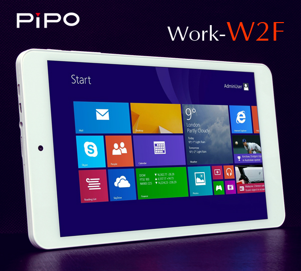PiPO Work-W2F