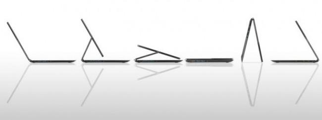 Acer Aspire R1 modes