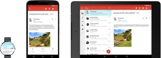 Планшеты Nexus  получат Android 5.0 в начале ноября