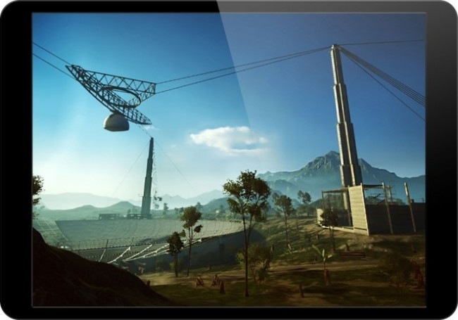 Battlefield 4 запустили на iPad