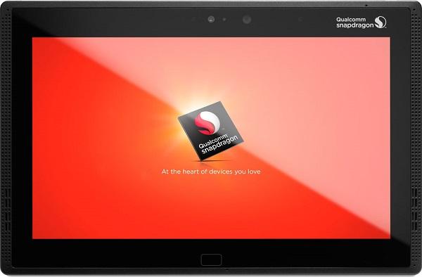 Qualcomm представила планшет на Snapdragon 810