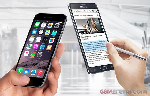 К 2019 фаблеты займут пятую часть рынка смартфонов