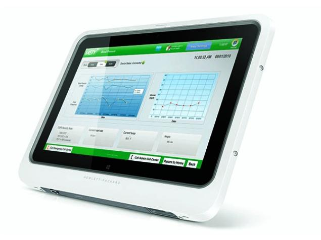 HP Elite Pad 1000 G2 Healthcare