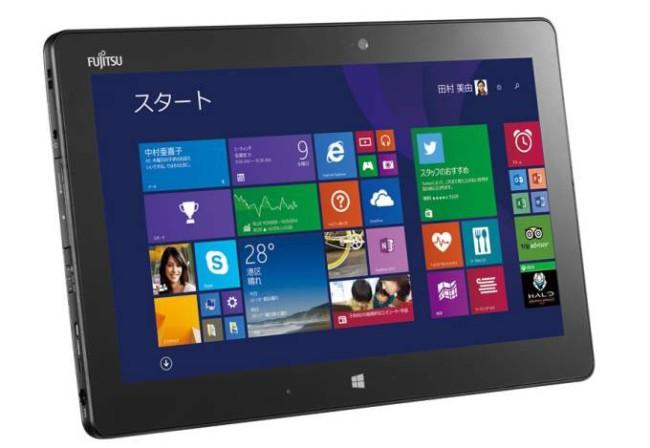 Fujitsu rrows Tab Q665