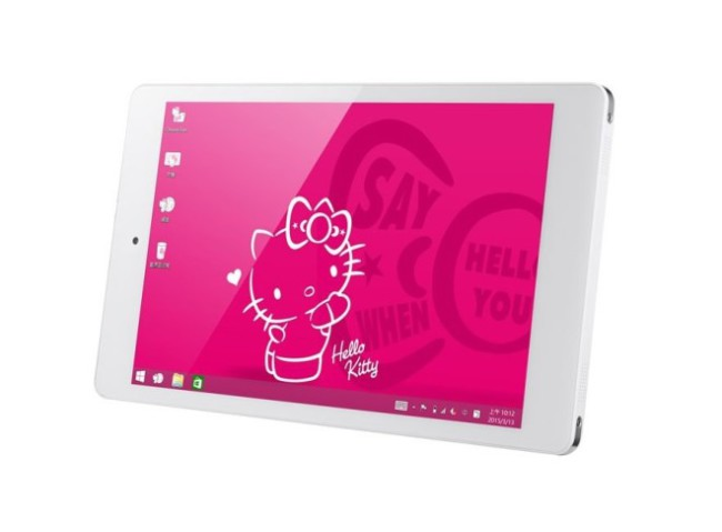Hello Kitty tablet