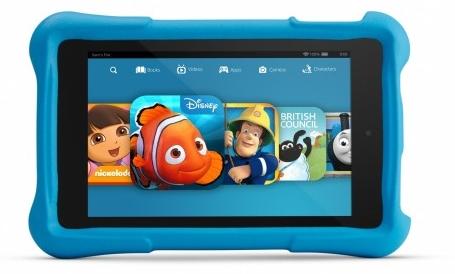 Amazon выпускает Fire HD для детей