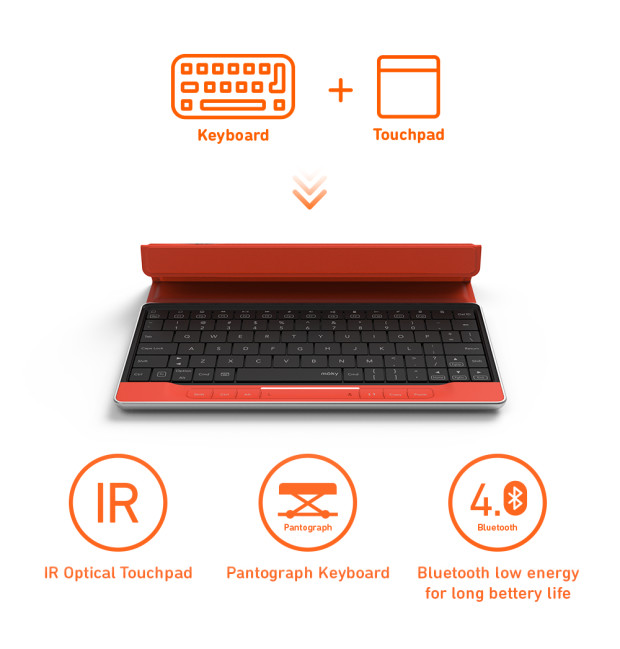 Moky Bluetooth keyboard