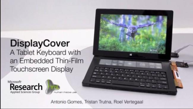 Microsoft DisplayCover