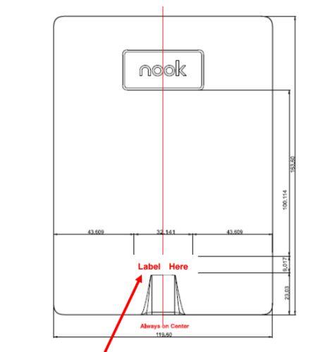 NOOK gadget