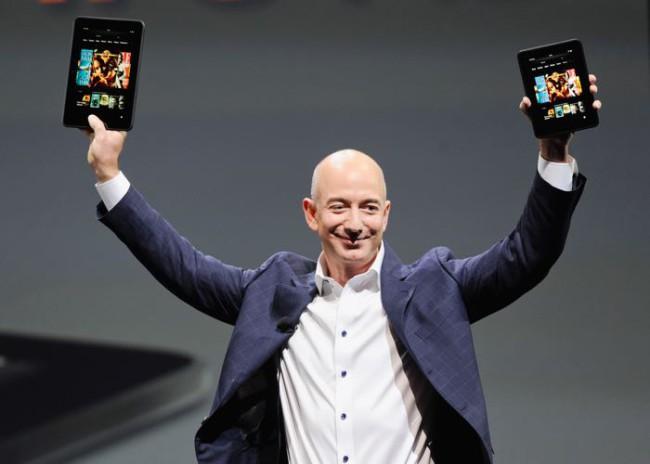 Amazon  готовит планшет за 50 долларов