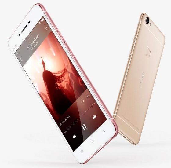 смартфон Vivo X6 и фаблет Vivo X6Plus