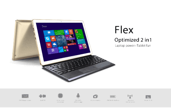 Innjoo Flex 2-in-1