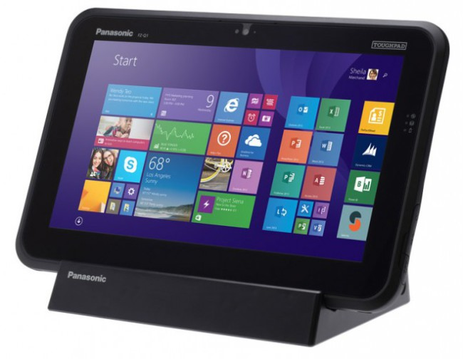 Panasonic Toughpad FZ-Q1
