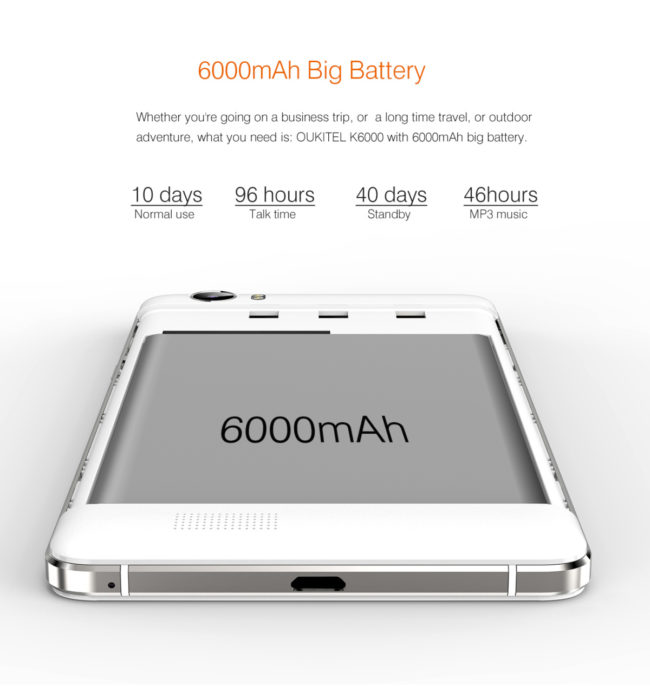 OUKITEL-K6000-4G-5