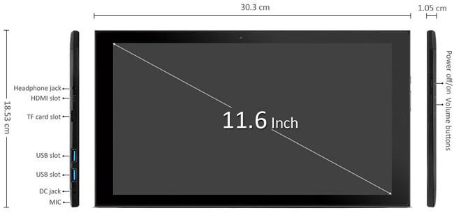 Teclast-X2-Pro-Ultrabook-4