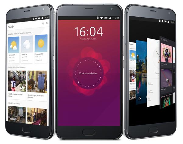 Meizu PRO 5 Ubuntu Edition