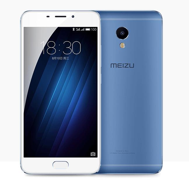 Представлен металлический смартфон Meizu M3E с 5,5' экраном Full HD по цене $195