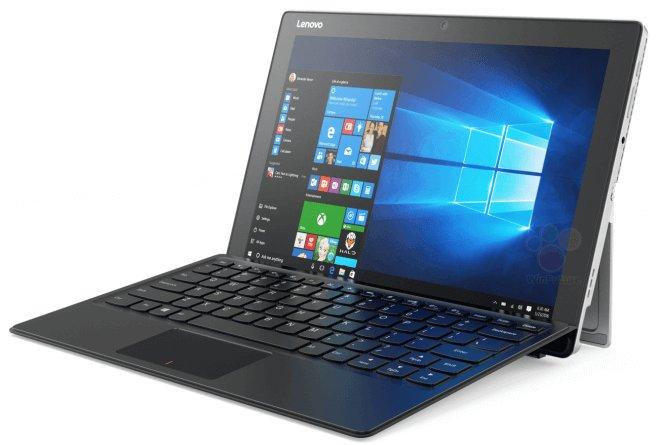Lenovo выпустила гибридное устройство MIIX 510 сWindows 10